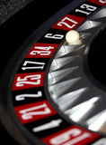 CASINO. Part of roulette in a casino Royalty Free Stock Image