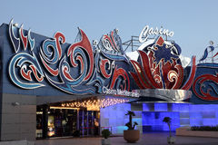 Casino in Alicante, Spain Royalty Free Stock Photos