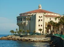 Casino Avalon Catalina Image stock