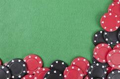 Casino background Stock Photo