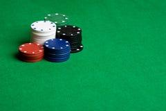 Casino Background Royalty Free Stock Photography