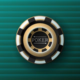 Casino background-Vintage style-Ace, Vip, casino Royalty Free Stock Image