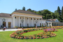 Casino of Baden-Baden Royalty Free Stock Photography
