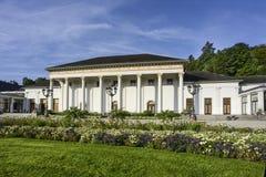 Casino baden-Baden, Duitsland Stock Foto's