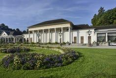 Casino baden-Baden, Duitsland Royalty-vrije Stock Foto's