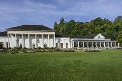 Casino baden-Baden, Duitsland Royalty-vrije Stock Foto
