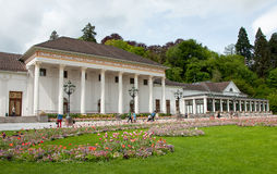 Casino in Baden-Baden Royalty Free Stock Photos