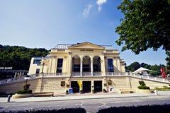 Casino Baden Vues de Baden, Basse Autriche Photos stock