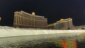 Casino bellagio las vegas Royalty Free Stock Photo