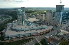 Casino bij Niagara Falls Royalty-vrije Stock Afbeeldingen