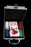 Casino Box Stock Photo