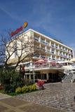 Casino building in Porec,Croatia Royalty Free Stock Photo