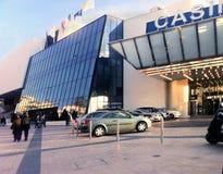 Casino in Cannes stock foto