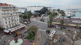 Casino Cannes Francia almacen de video