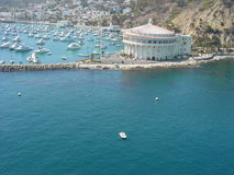 The Casino In Catalina Stock Images