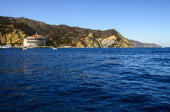 CASINO CATALINA ISLAND Royalty Free Stock Photos
