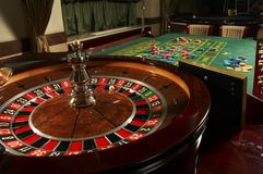 Casino chesspieces royalty free stock photos
