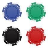 Casino chip Stock Photo