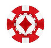 Casino Chip Isolated illustration stock