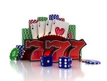 Casino Concept stock illustration