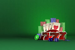 Casino concept Stock Photo