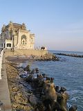 The Casino from Constanta. Romania Stock Photo
