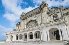 Casino from Constanta Royalty Free Stock Photography