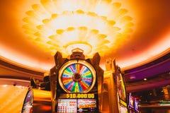 Casino Cruiseship Fotografía de archivo