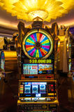 Casino on Cruiseship Royalty Free Stock Photos