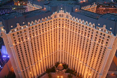 Casino d'hôtel de Paris, Las Vegas, Nevada photo stock