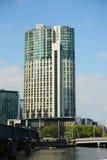 Casino da coroa e complexo do entretenimento em Melbourne, Austrália Imagens de Stock Royalty Free