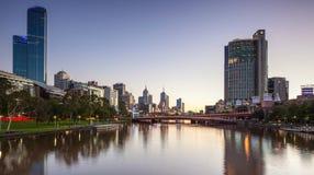 Casino da coroa em Melbourne Imagem de Stock Royalty Free