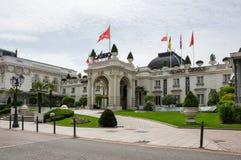 Casino de Aix-les-Bains Fotos de Stock