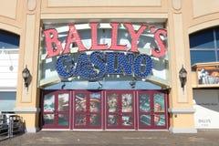 Casino de Atlantic City fotografía de archivo