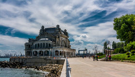 Casino de Constanta Photos stock