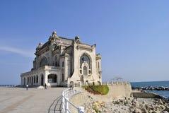 Casino de Constanta, Rumania Fotografía de archivo