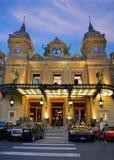 Casino de Crand - Monako Images libres de droits
