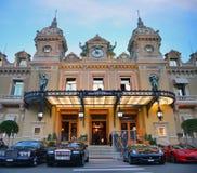 Casino de Crand - Monako imagen de archivo