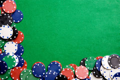 casino de fond image stock