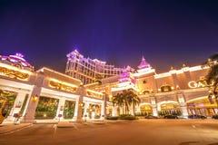 Casino de la galaxia en Macao Foto de archivo
