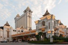 Casino de la galaxia en Macao. Imágenes de archivo libres de regalías