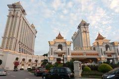Casino de la galaxia en Macao. Fotos de archivo libres de regalías
