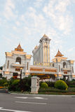 Casino de la galaxia en Macao Foto de archivo libre de regalías