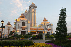 Casino de la galaxia en Macao Imagen de archivo