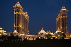 Casino de la galaxia en Macao Imagen de archivo libre de regalías