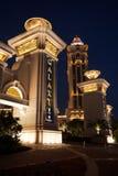 Casino de la galaxia en Macao Imágenes de archivo libres de regalías