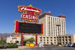 Casino de la hacienda en la ciudad de Boulder, nanovoltio el 13 de mayo de 2013 Foto de archivo