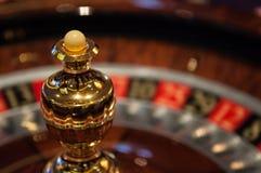 Casino de la rueda de ruleta Imagen de archivo libre de regalías