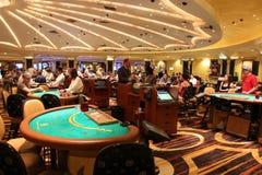 Casino de Las Vegas imágenes de archivo libres de regalías