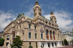 Casino de Monte Carlo Photo stock